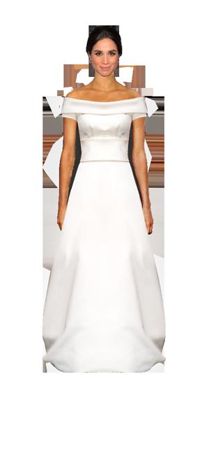Cola del vestido de novia en ingles