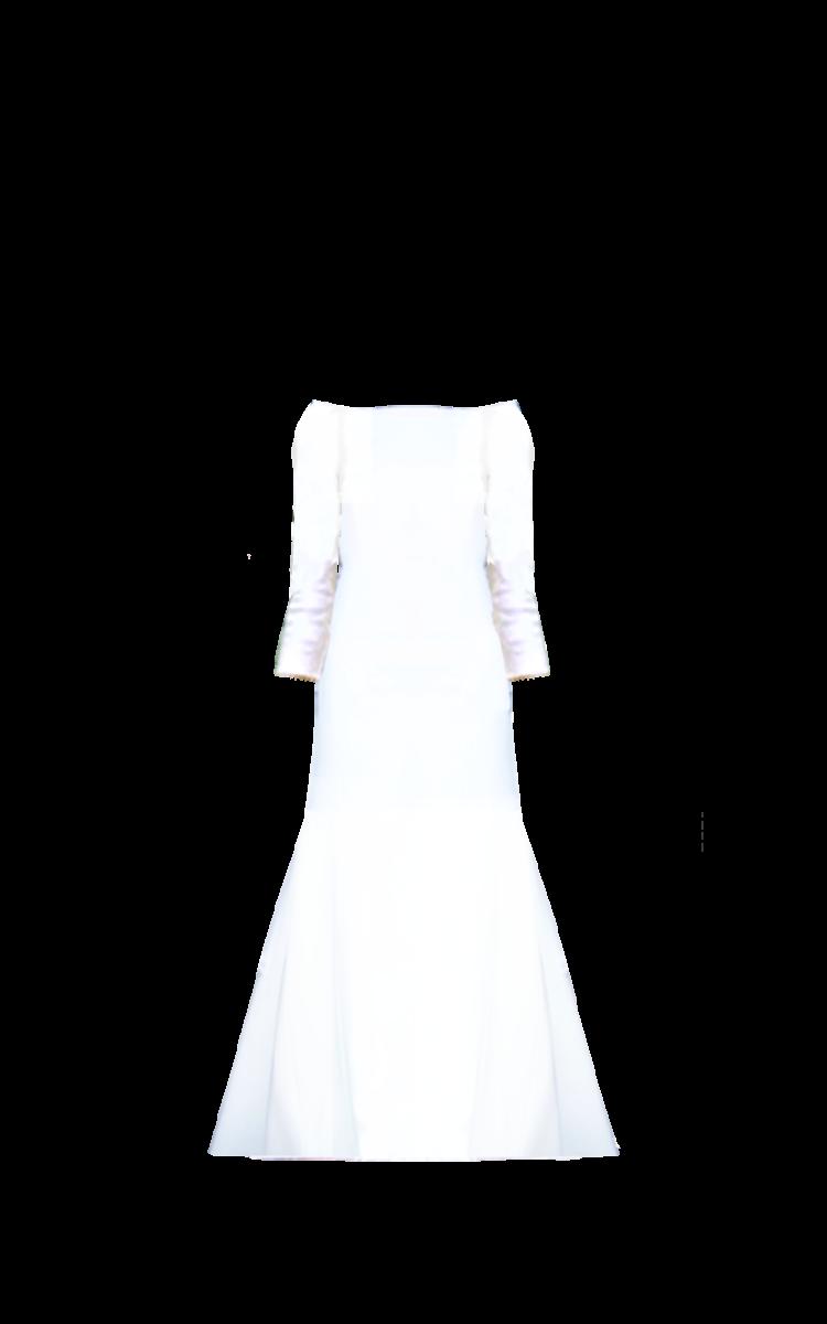 4f65cca68 Meghan estaba radiante, pero su vestido... Te decimos qué le faltó ...